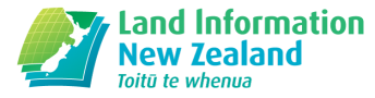 Land Information New Zealand (LINZ)