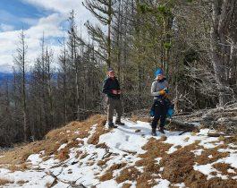 South Marlborough Landscape Restoration Trust visit